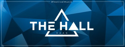 "Logo ""The Hall"""