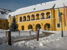 Winter im Althof Retz