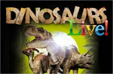 DINOSAURIER LIVE!