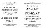 Advent Konzert