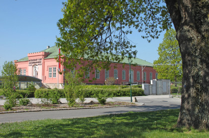Kaiserbahnhof Laxenburg