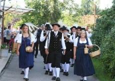 Tradition wird hochgehalten in Thallern.