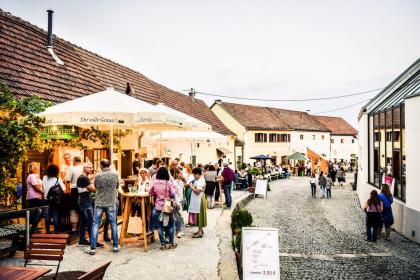 Beste Stimmung in Rohrendorf