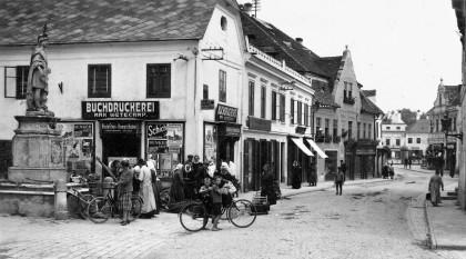 Foto Rathausstraße