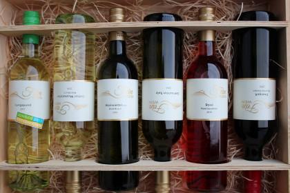 Sortiment Weingut Fein