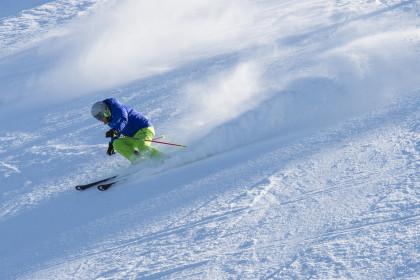 Skifahren am Annaberg