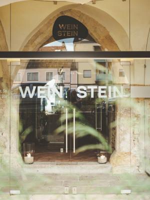 Herzlich willkommen im WeinStein