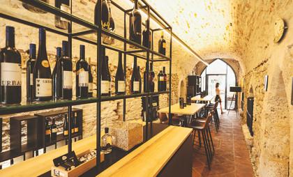 Vinothek im WeinStein