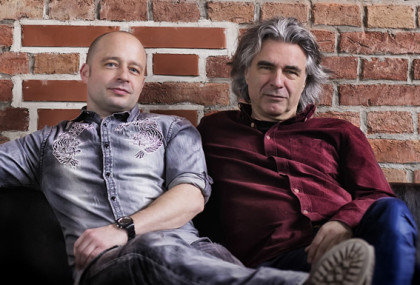 Christian Becker und Andy Baum