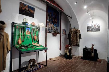 Museumsraum - Asien