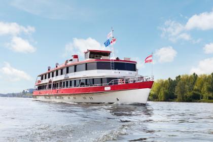 MS Wachau der DDSG Blue Danube