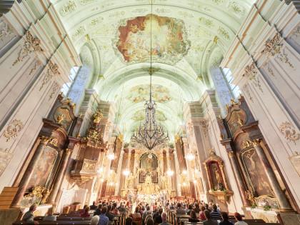Allegro Vivo, Stadtpfarrkirche, Waidhofen /Thaya