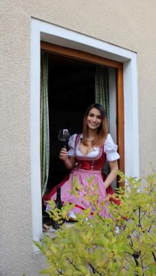 Heurigen im Weingut Johann Gisperg