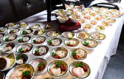 Linsberg Asia - Freuen Sie sich auf ein leckeres Brunch Buffet.