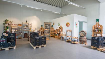 Verkaufsraum Storchenbräu