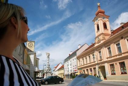 Herzlich willkommen in Zistersdorf!