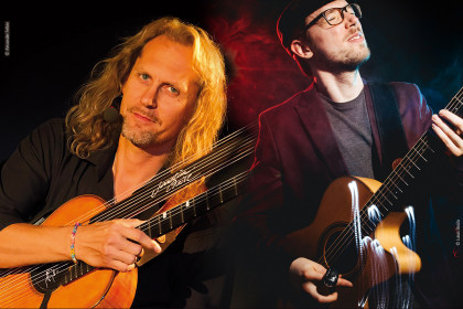 Joachim Csaikl & Simon Wahl