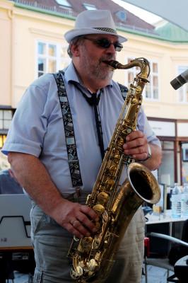 """Badener Jazzcafe im """"Z"""" - Vocitko & Hausl Duo"""