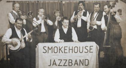 Smokehouse Jazzband im HOB i RAUM