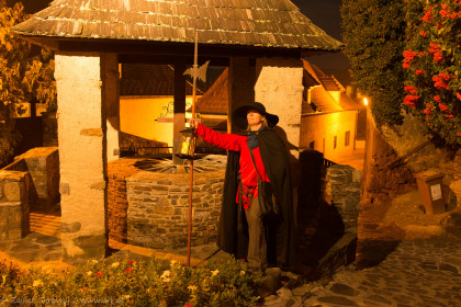 Nachtwächter Erlebnisführung in Stein an der Donau
