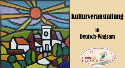Logo: Kulturveranstaltung in Deutsch-Wagram