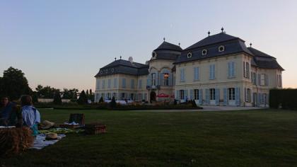 Sternschnuppenpicknick auf Schloss Niederweiden