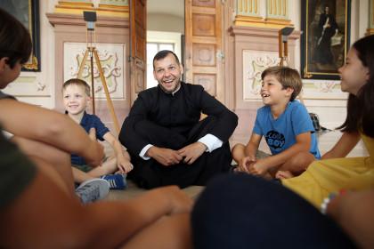 Kindersamstag im Stift Herzogenburg
