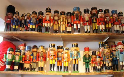 Nussknacker-Sammlung aus aller Herren Länder
