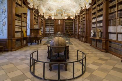 Bibliothek Stift Herzogenburg