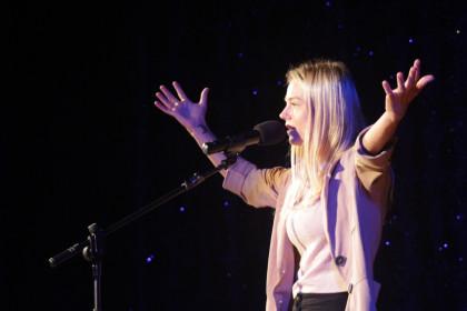 Poetry Slam Amstetten - Katharina Wenty
