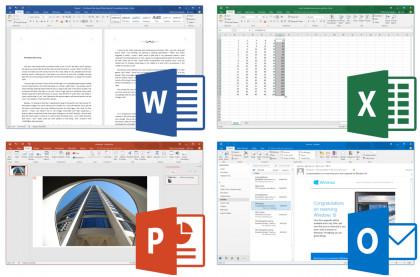 Windows, Word, Excel & Outlook für Wiedereinsteiger