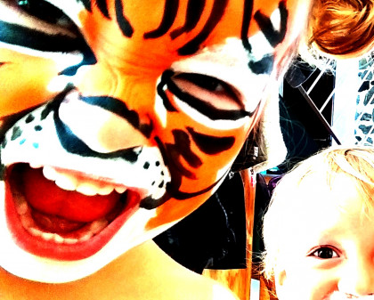 Kinder sehen die Welt mit anderen Augen