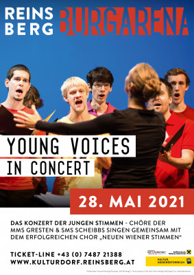 Young Voices in concert