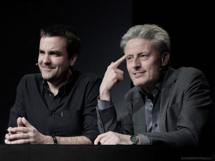 """Kabarett Florian Klenk & Florian Scheuba - """"Sag du, Florian"""""""
