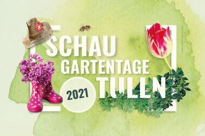 Schaugartentage Tulln 2021