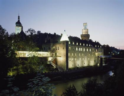 Schloss Rothschild Außenansicht