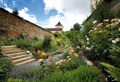 Garten Rosenburg