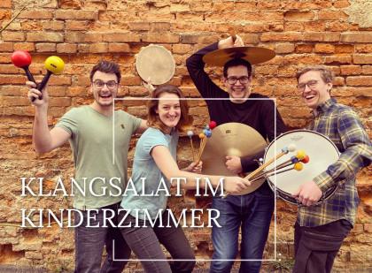 Karin Meissl, Leonhard Königseder, Sebastian Riener und Leonhard Waltersdorfer