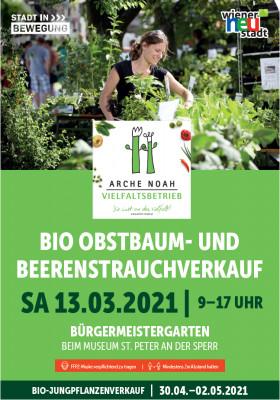 Bio Obstbaum -und Beerenstrauchverkauf