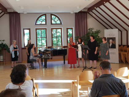 Masterclass in Lied Gesang