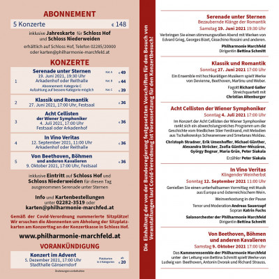 Philharmonie Marchfeld