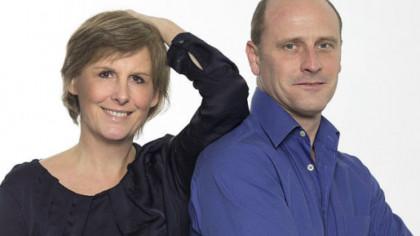 Gabriele Kuhn und Michael Hufnagl