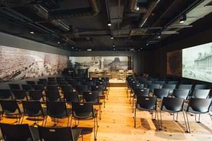 Haydn Geburtshaus Konzertsaal