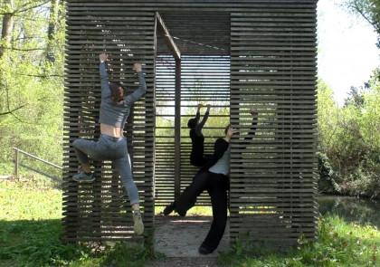 Dance meets Green Art