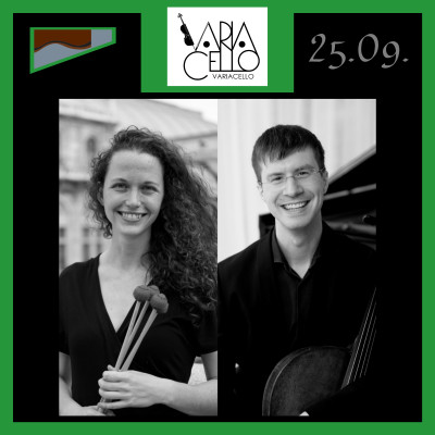 Duokonzert: Vibraphon & Cello