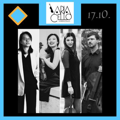 Variacello: Fresco-Quartett