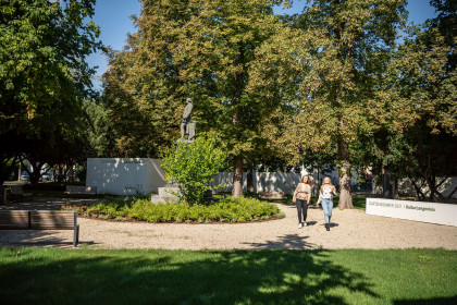 Archiv des Wandels - Gartenkunst im Kaiser-Josef-Park