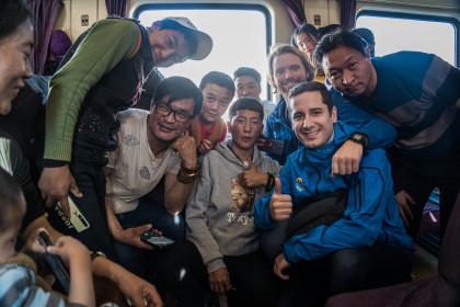 Europe goes Silk Road - Multimedia-Vortrag