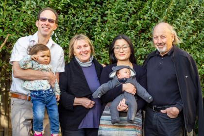 Winzerfamilie