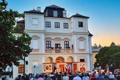 Festspiele 2021 Stockerau -  Belvedereschlössl